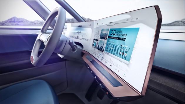 Volkswagen BUDD-e Concept Bus