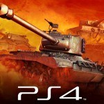 Massively Multiplayer Online Game World Of Tanks Is Now Free On PS4