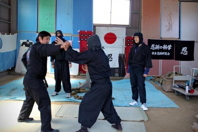Yagyu Ninja Academy