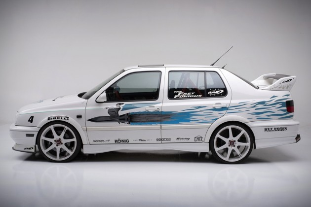 "1995 Volkswagen ""Fast & Furious"" Jetta"