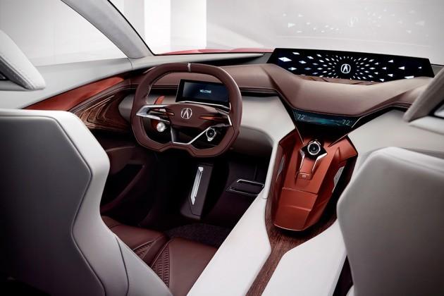 2016 Acura Precision Concept at Chicago Auto Show
