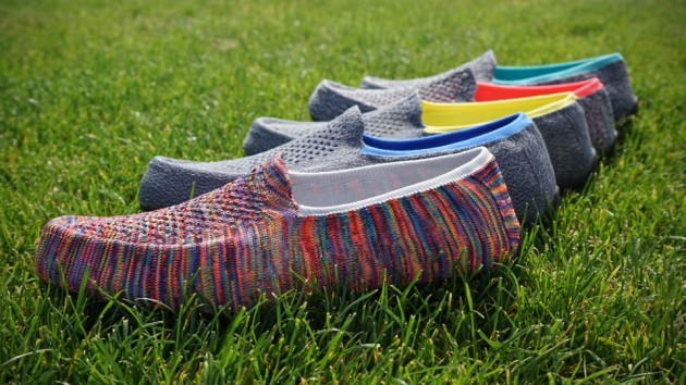 3D Knitted Shoes by JS Shoes