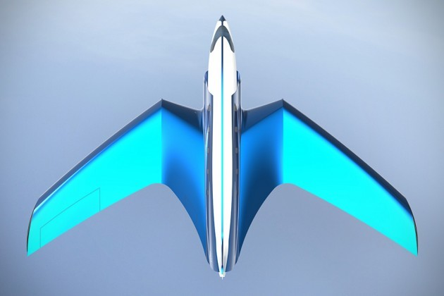 Antipode Hypersonic Jet
