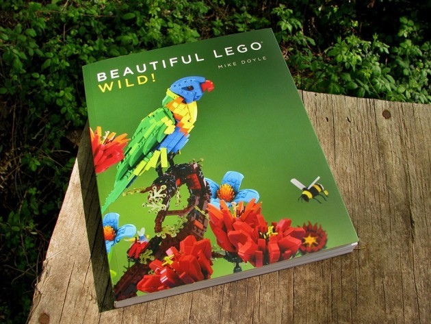 Beautiful LEGO: Wild! by Mike Doyle [Paperback]