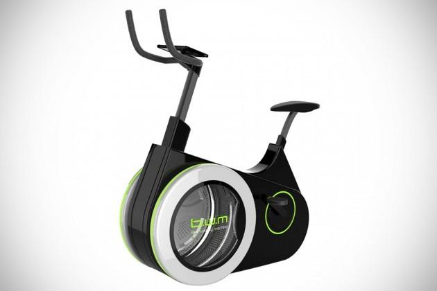 Bike Washing Machine Concept
