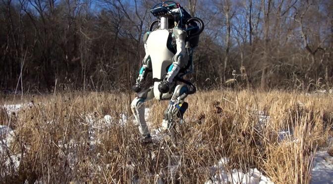 Boston Dynamics' Latest Bipedal Robot Is Eerily Human-like