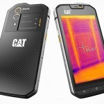 Cat's Flagship S60 Smartphone Has Integrated Thermal Camera