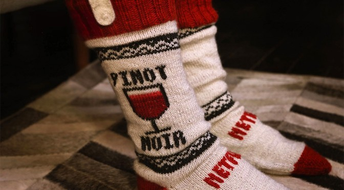 DIY Netflix Socks