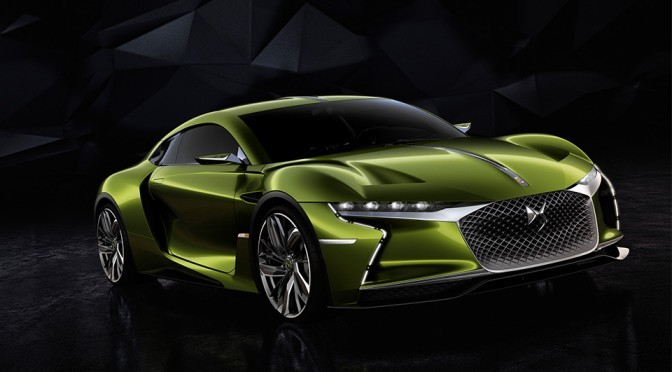 DS E-Tense All-Electric Concept Had Us All Tensed Up With Excitement