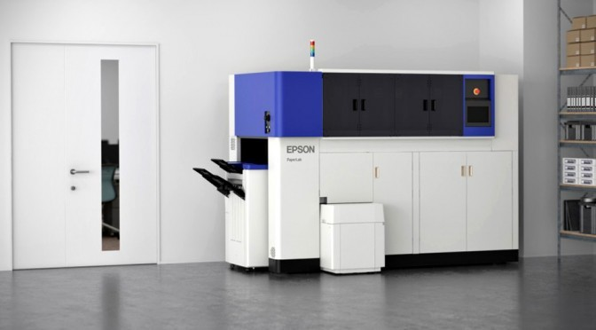 Epson PaperLab Office Papermaking System