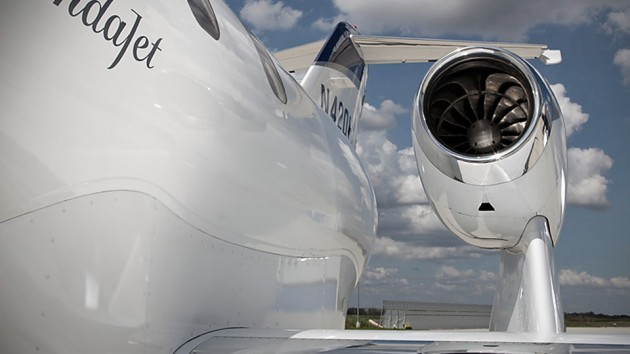 HondaJet Light Business Aircraft