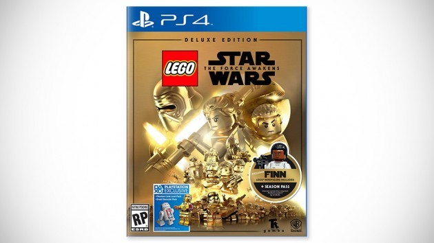 LEGO Star Wars: The Force Awakens Playstation Deluxe Edition