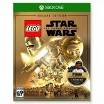 LEGO Star Wars: The Force Awakens Deluxe Edition Video Game Comes With Finn Minifig Polybag