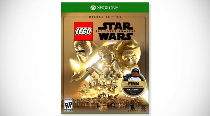 LEGO Star Wars: The Force Awakens Xbox Deluxe Edition