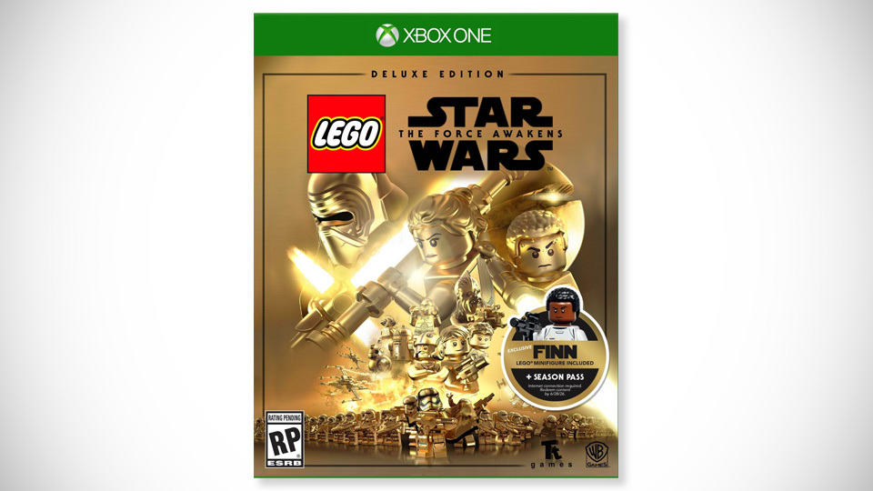 LEGO Star Wars: The Force Awakens Deluxe Edition Video Game