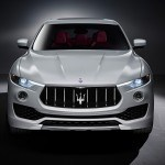 This Is Levante, The First Ever SUV In The History Of Maserati