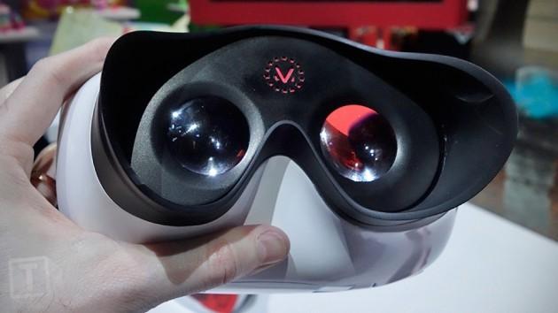 Mattel View-Master DLX VR Headset