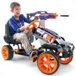 Nerf Battle Racer Lets Your Pedal Into The Battleground Fully Loaded