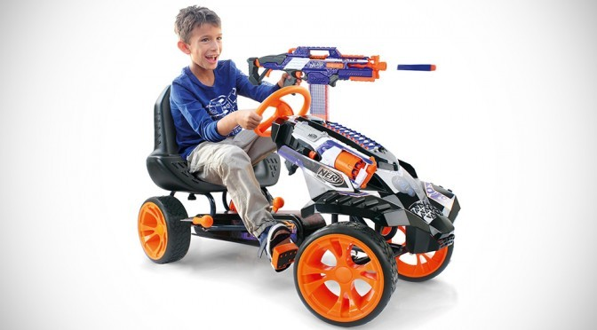 Nerf Battle Racer Ride On by Hauck Toys