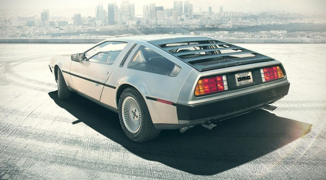 DeLorean Is Back In Business And It Will Be Rolling Out New Old DMC-12 In 2017