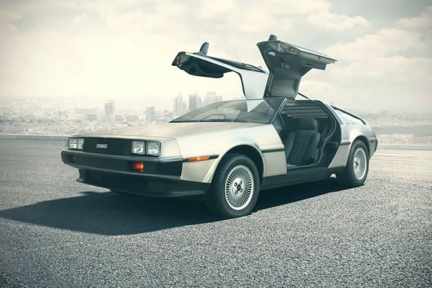 New Old DeLorean DMC-12 Coupe
