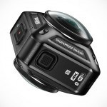Nikon's First Video Camera Is A 4K-capable 360-Degree Action Cam