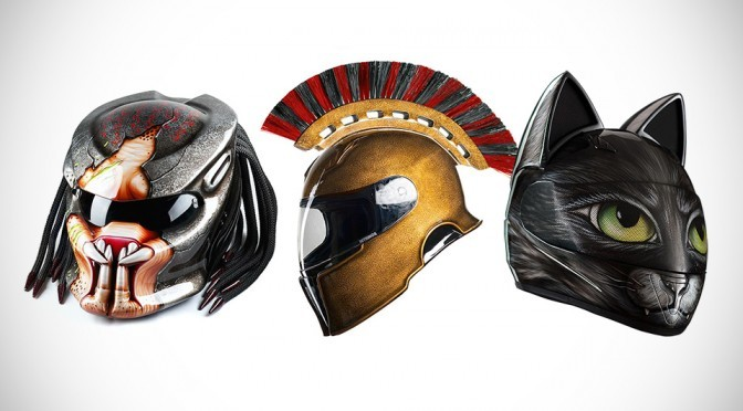 You Won't Believe These Are Actually Motorcycle Helmets