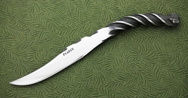 Pearce Knives Drill Knife