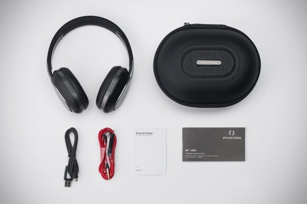 Phiaton Chord BT 460 Bluetooth Headphones