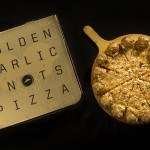 Pizza Hut Marks Super Bowl's Golden Anniversary With 24k Golden Pizzas