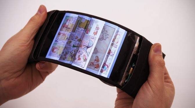 ReFlex Flexible Smartphone by Queen's University