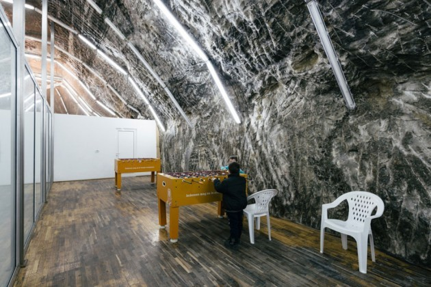 Salina Turda Salt Mine Museum and Amusement Park