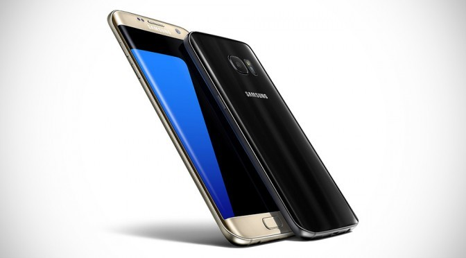 Samsung Unveils New Water-resistant Galaxy S7 And Galaxy S7 Edge