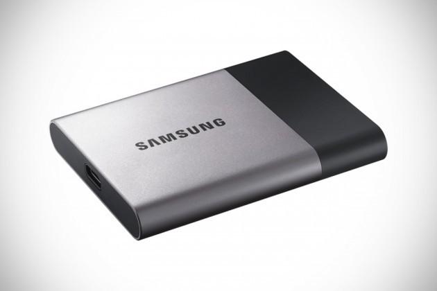 Samsung SSD T3 Portable Hard Drive
