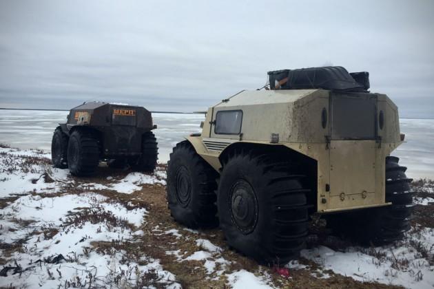 Sherp Amphibious ATV