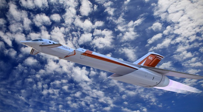 Bold Hypersonic Concept Jets Will Fly From London To New York In 30 Mins