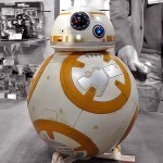 Spin Master Unveils Near Life-size BB-8 Droid With Voice Recognition