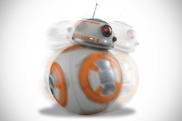 Spin Master Voice-enabled Remote Control BB-8 Droid