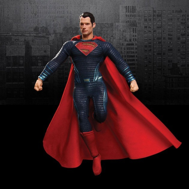 The One: 12 Collective Batman V Superman: Dawn Of Justice Action Figures