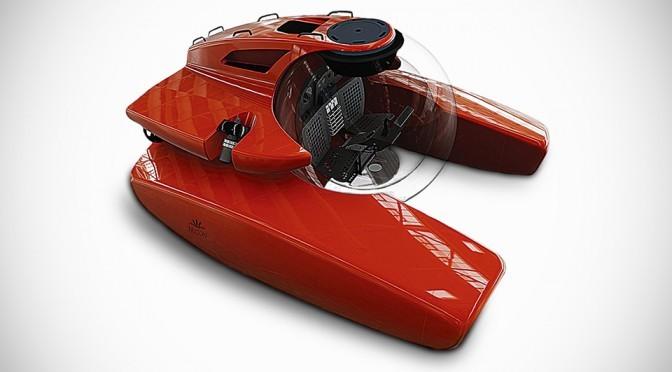 Triton 6600/2 Personal Submarine