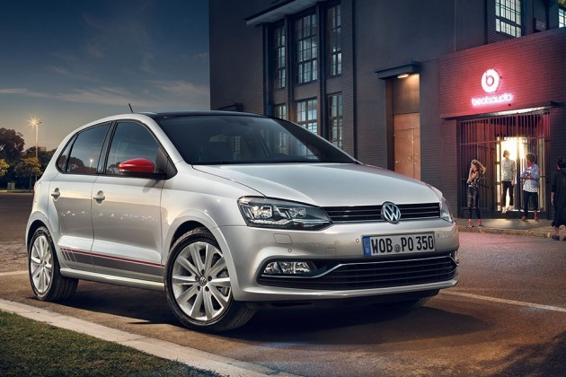 Volkswagen Polo BeatsAudio Edition at Geneva