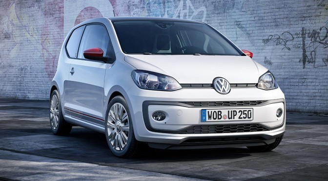 Volkswagen Up! BeatsAudio Edition at Geneva