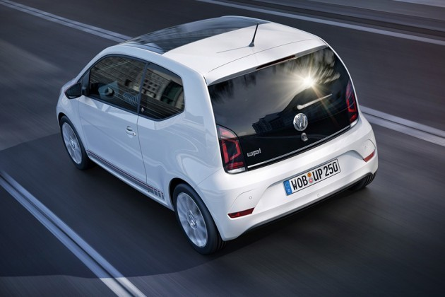 volkswagen up the audio ante of up with 300 watts. Black Bedroom Furniture Sets. Home Design Ideas
