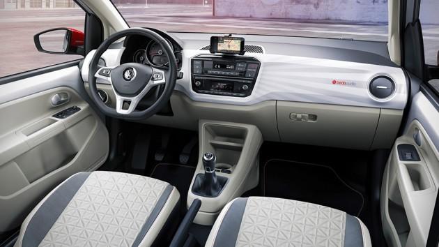 Volkswagen Up! BeatsAudio Edition at Geneva
