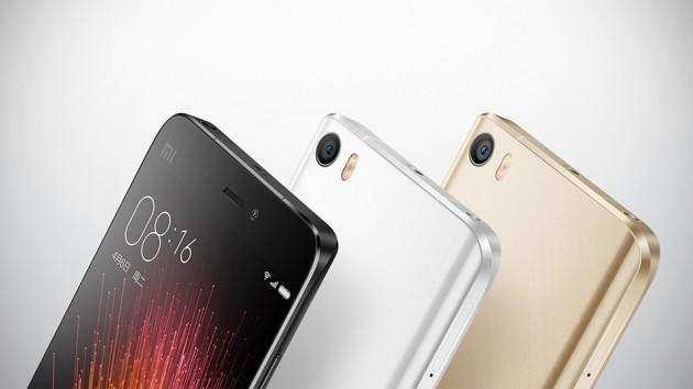 Xiaomi Mi 5 Smartphone