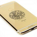 Goldgenie Celebrates Year Of The Monkey With Gold iPhone 6s Engraved With Monkey Symbol