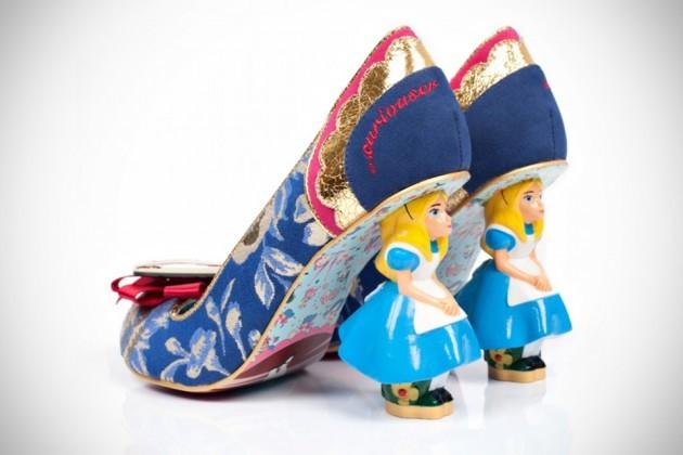 Alice in Wonderland x Irregular Choice Curious Feeling