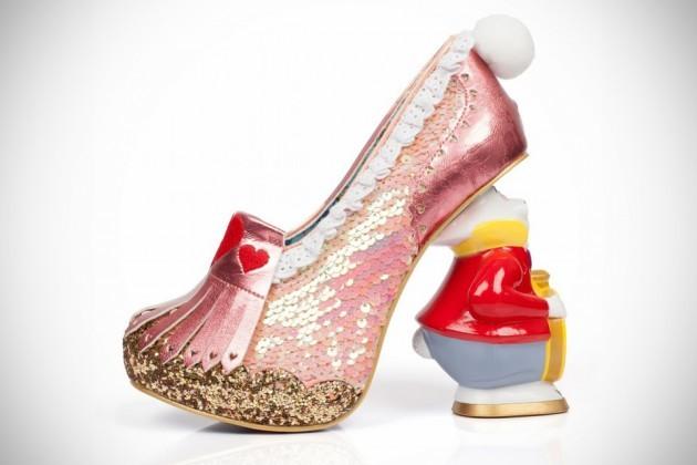 Alice in Wonderland x Irregular Choice I'm Late I'm Late