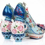 Irregular Choice Alice in Wonderland Shoes: Let Alice Hold Up Your Heels