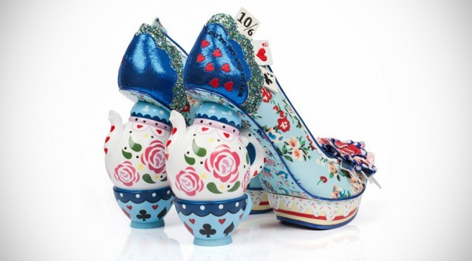 Alice in Wonderland x Irregular Choice One Lump Or Two?
